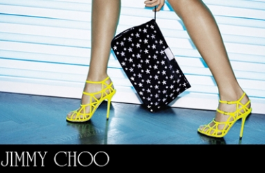Jimmy Choo to Launch Active Footwear Collection