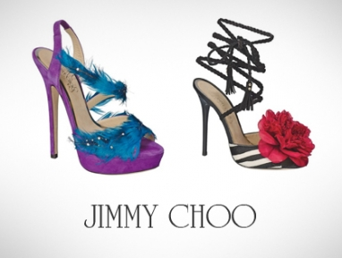 Jimmy Choo celebrates 15th with capsule collection, new foundation