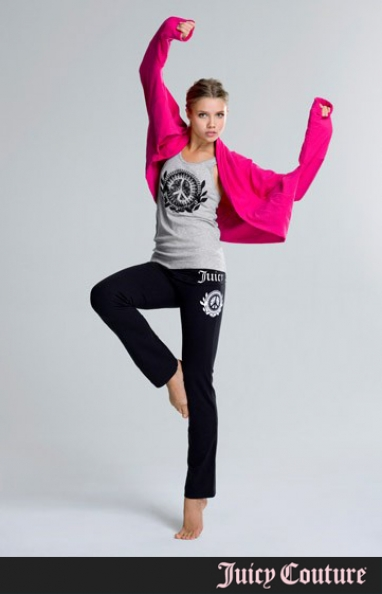 Yoga Attire Now 'Couture' by Juicy