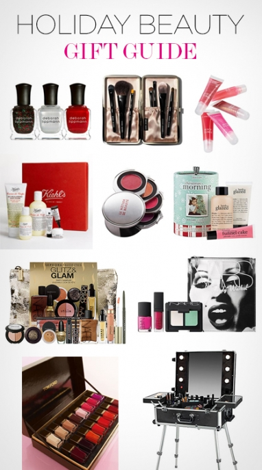 LUX Beauty: Holiday Beauty Gift Guide