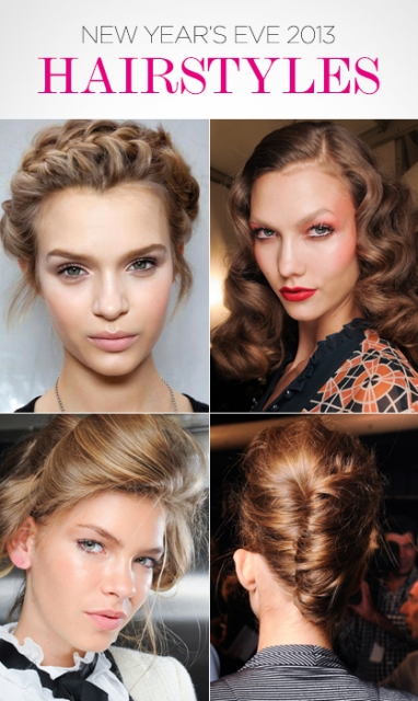LUX Beauty: Four New Year's Eve Hairstyles to Try