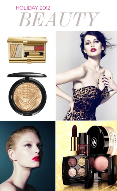 LUX Beauty: Holiday 2012 Beauty Collections