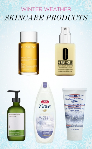 LUX Beauty: Winter weather skincare products