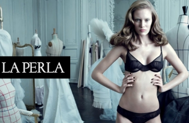 La Perla's New Intimate Apparel Collection Coming Soon to Faire Frou Frou