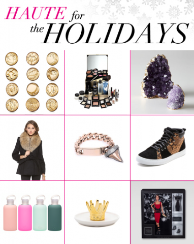 The 2013 LadyLUX Haute for the Holidays Guide is Here!