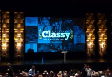 Fourth annual CLASSY Awards continues to highlight philanthropies
