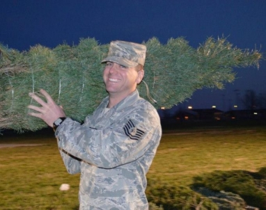 Trees for Troops Delivers the Spirit of Christmas to Military Families