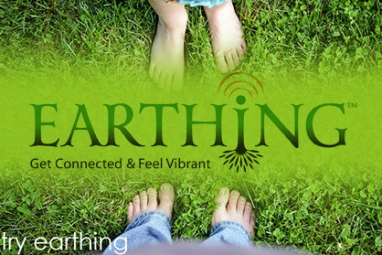 Earthing: Get connected & feel vibrant