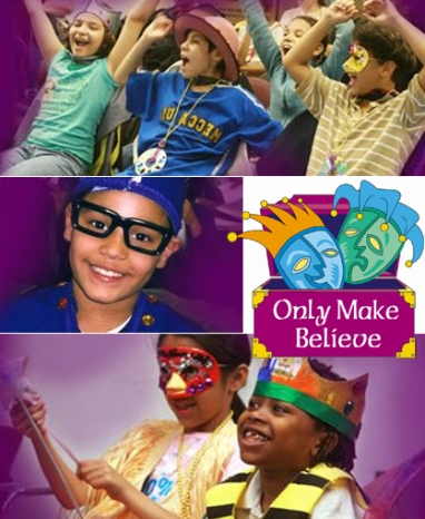 Only Make Believe helps to make kids believers in hope