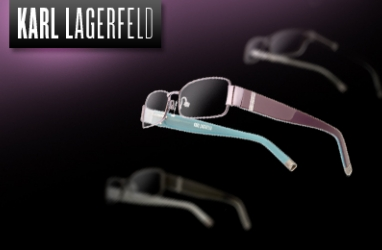 Lagerfeld Partners with Optic 2000, Expanding Eyewear Distribution