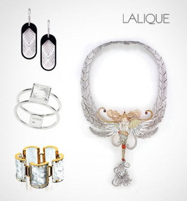 Lalique releases new jewelry line