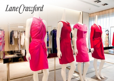 New Lane Crawford Capsule Collection Revealed in Hong Kong