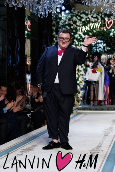 Lanvin had no idea H&M collab would be a hit