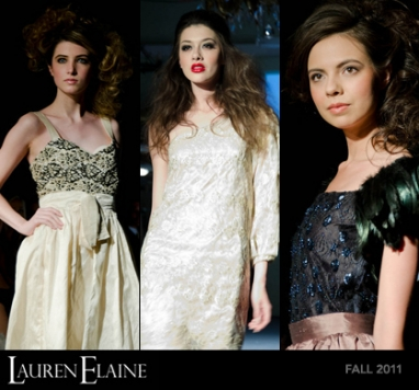 Unmasking Lauren Elaine's new collection