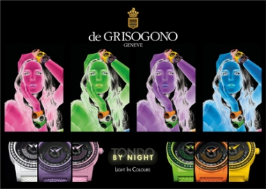 De Grisogono launches Tondo by Night watch collection