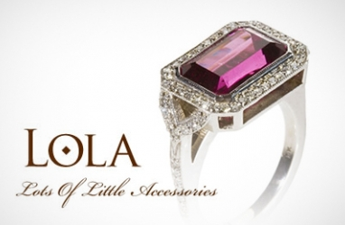 LUX Accessory Line by LOLA Jewelry