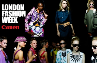The Digital Revolution Debuts on the Runway in London