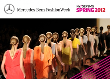 Mercedes-Benz Fashion Week releases designer lineup for Spring 2012