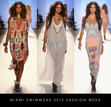 Mercedes-Benz Fashion Week Swim Miami 2013: Mara Hoffman