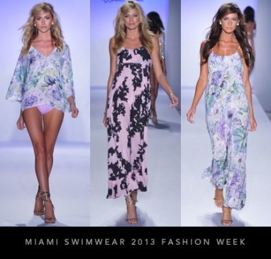 Mercedes-Benz Fashion Week Swim Miami 2013: White Sands Australia
