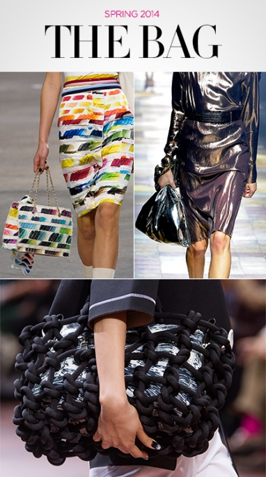 Spring 2014: The Bag Trend