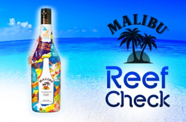 Malibu Rum Sponsors FREE 10-day Trip to Help Our Coral Reefs
