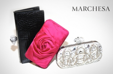 LUX-Handbags:  Marchesa to Soon Reveal New Spring Collection in NYC