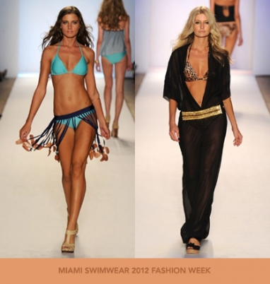 Miami Swim Fashion Week 2012: LUXE by Lisa Vogel