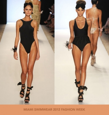 Miami Swim Fashion Week 2012: White Sands Australia