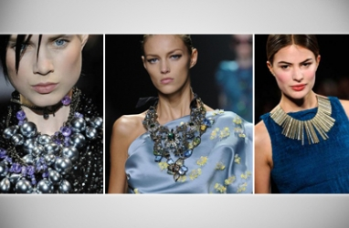 TREND ALERT:  Dramatic Necklines are One of Fall's Hottest Trends