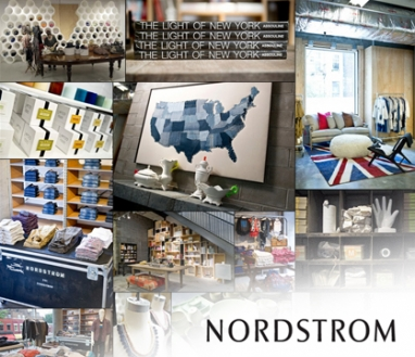 Nordstrom's new charity effort: Treasure and Bond concept shop