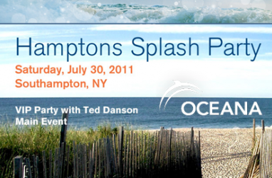 Oceana makes a splash with annual Hamptons benefit and auction