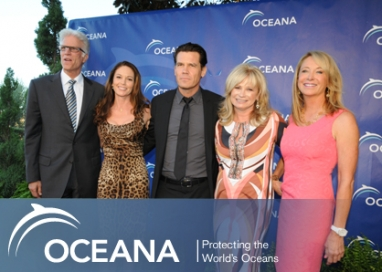 Celebrities celebrate Oceana's SeaChange Event