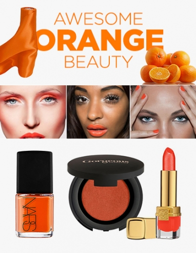 LUX Beauty: Awesome Orange
