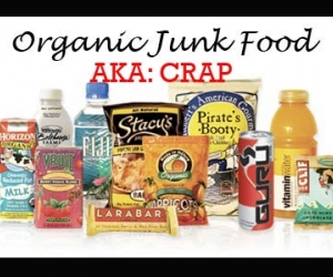 Organic Junk Food Nation