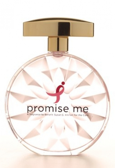 Susan G. Komen launches fragrance to raise funds