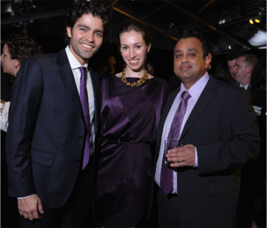 Glenfiddich celebrates 125th anniversary with host Adrian Grenier