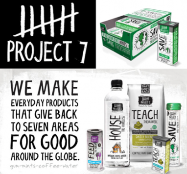 Project 7: Saving the World with Each Gum Purchase
