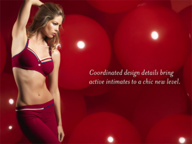 Active wear line Red Daisy offers style and supportive function