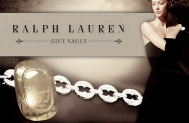 Ralph Lauren Launches New Gift Vault Websites