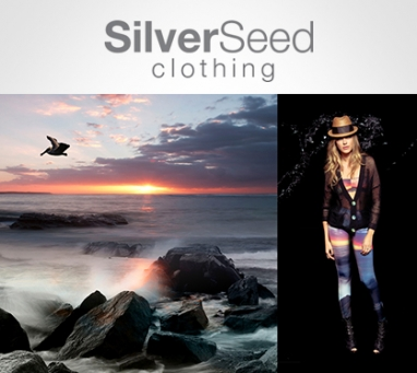 Silver Seed Clothing Launches Leggings for Art Lovers