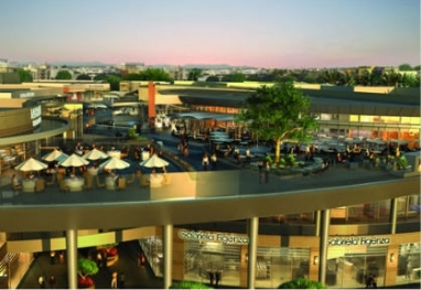 Preview: Santa Monica sustainable mall opens in August
