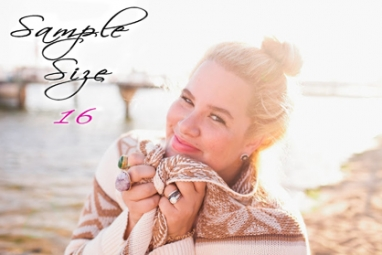 Blogger Spotlight: Sample Size 16