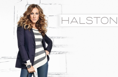 Sarah Jessica Parker Signed with Halston Heritage