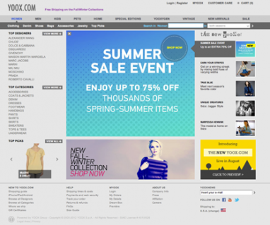 PPR and Yoox team up for online retail