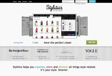 Stylitics launches iPhone app
