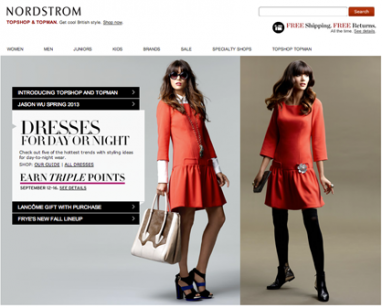Nordstrom Inc. plans to open doors in Canada