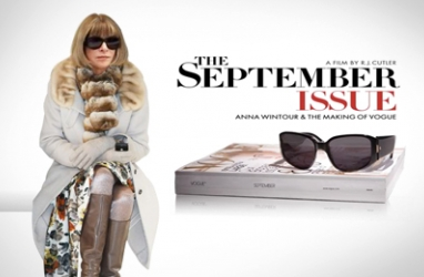 """The September Issue,"" R.J. Cutler's Documentary About Vogue Editrix, Anna Wintour"