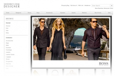 LUX Resource: New Online Destination for Designer Footwear