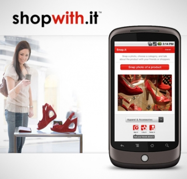 Share products with your Facebook fans with new app ShopWith.It